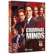 criminal minds 10° serie - 5 dvd - vendita