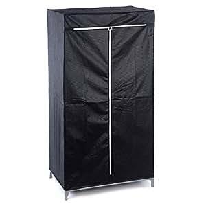 faltschrank kleiderschrank mit kleiderstange. Black Bedroom Furniture Sets. Home Design Ideas