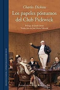 Los papeles póstumos del Club Pickwick par Charles Dickens