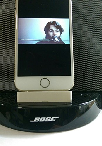 Bose Sounddock Iphone (Adapter Lightning auf 30 Pin für Bose Sounddock Series 2 II Dock iPhone 6)