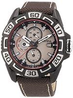 Reloj Festina F16584/1 de cuarzo para hombre con correa de piel, color marrón de Festina