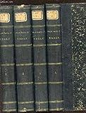 BIBLIOTHEK DEUTSCHEN SCHRISTSTELLER EN 4 TOMES (1+2+3+4).