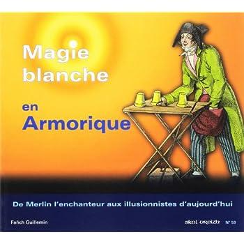 Magie blanche en Armorique : De Merlin l'enchanteur aux illusonnistes d'aujourd'hui