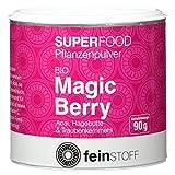 Feinstoff Bio Magic Berry, 90 g