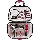 Braun - Satin Hair 7, maletín de peluquería con secador de pelo (Theo Klein 5872)