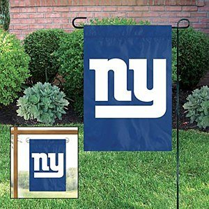 Party Animal New York Giants Garden Flag by Party Animal