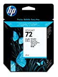 HP 72 Fotoschwarz Original Druckerpatrone (69 ml) für HP DesignJet