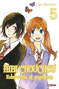 Hibi Chouchou - Edelweiss & Papillons Edition simple Tome 5