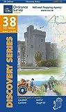 Irish Discovery Series 38. Galway, Mayo 1 : 50 000