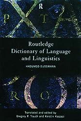 Routledge Dictionary of Language and Linguistics (Harcourt Brace Big Books)