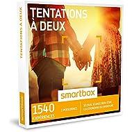 Smartbox coffret cadeau tentations à deux