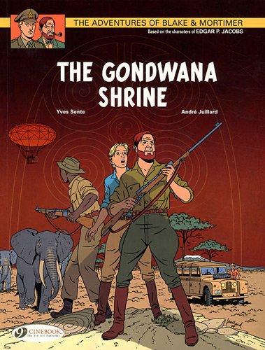 Blake & Mortimer - tome 11 The Gondwana Shrine (11)