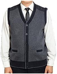 Includi it non Abbigliamento disponibili uomo Amazon lana gilet qIPzwaUxB