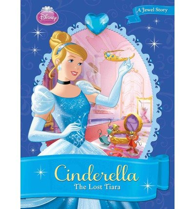 nderella: The Lost Tiara (Disney Princess Chapter Books) ] By Richards, Kitty (Author) [ Jul - 2012 ] [ Paperback ] (Cinderella Tiara)