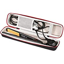 Kcorode - Bolsa de almacenamiento rígida para peluquería GHD IV (accesorios no incluidos, ...
