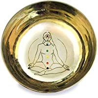 Exklusives Klangschalen Chakra Geschenk Set Seven Stones, handgearbeitete Klangschale mit Swarovski Steinen in... preisvergleich bei billige-tabletten.eu
