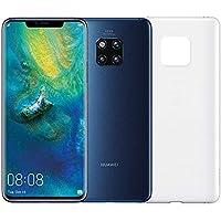 """Huawei Mate 20 Pro (Blu) più Cover Originale, Telefono con 128 GB, Display Oled 6.39"""" QHD+, Processore Octa Core dinamico con Intelligenza Artificiale"""