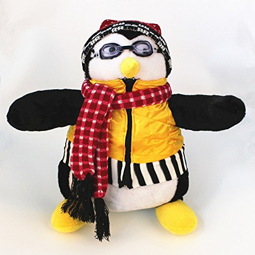 Serious Friends Joey's Friend HUGSY Plush PENGUIN Rachel Stuffed Doll