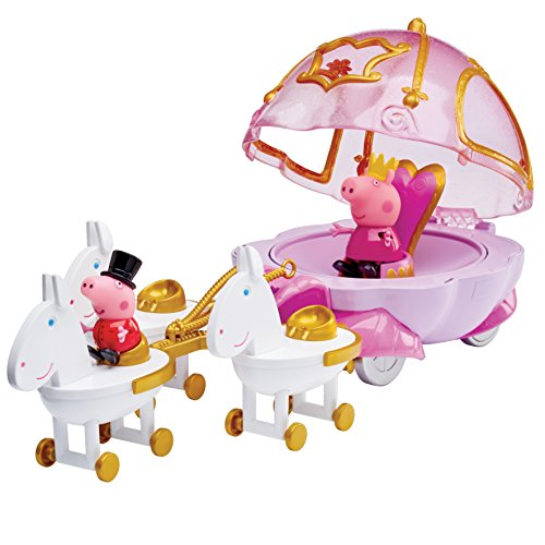 Peppa-Pig-06142-Princess-Peppas-Carriage-Playset