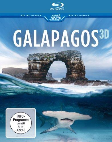Galapagos 3D [3D Blu-ray]