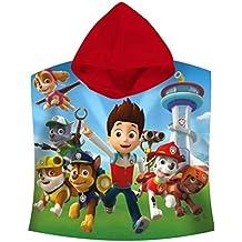 Disney  - Poncho infantil  patrulla canina