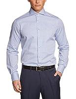 Tommy Hilfiger Tailored Herren Regular Fit Businesshemd JDD SHTCHK15105