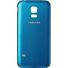 Batería Original Samsung Tapa Electric Blue/Electrónica azul para Samsung G800Galaxy S5Mini (Tapa para batería, Tapa trasera,, Back Cover)–GH98–31984C