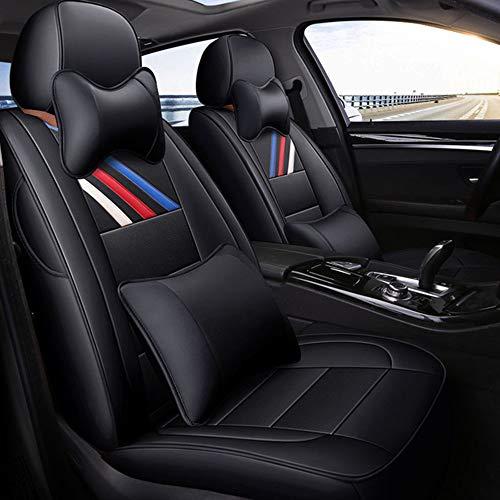Xljh Echtes Leder Auto benutzerdefinierte Autositzabdeckung für BMW E46 e36 e39 e90 x1   x5 x6 e53 e60 f11 f30 x3 e83 Autos Sitzbezüge,E