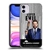 Official The Umbrella Academy Poster 2 Soft Gel Case Compatible for Apple iPhone Phones