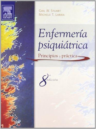 Enfermeria Psiquiatrica: Principios y Practica
