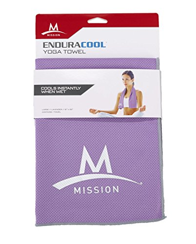 Mission EnduraCool Large Towel - Asciugamano...