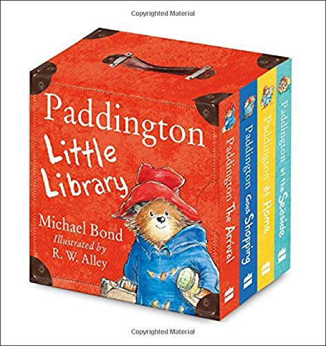 Paddington Little Library por Michael Bond