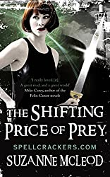 The Shifting Price of Prey (Spellcrackers Book 4)