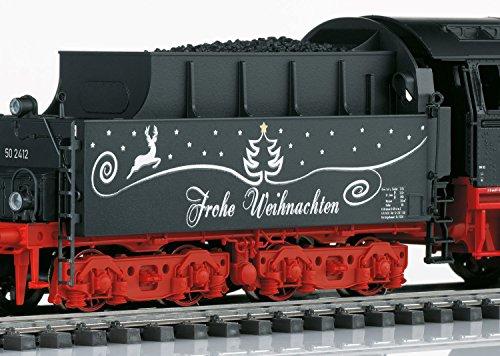 Märklin 37899 - Weihnachts - Dampflok BR 50 DB, Fahrzeug - 5