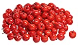 100 Äpfel Deko Kranz Basteln Floristik ø 3,5cm Kunststoff VBS Großhandelspackung