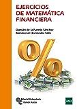 Image de Ejercícios de Matemática Financiera (Manuales)