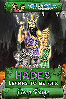 Descargar Libros En Ingles Hades Learns To Be Fair (Taki & Toula Time Travelers Book 4) PDF Online
