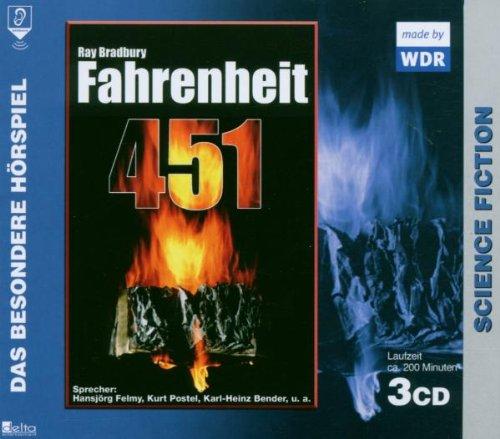 Fahrenheit 451. 3 CDs