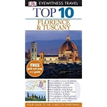 DK Eyewitness Top 10 Travel Guide: Florence & Tuscany by Reid Bramblett (2009-03-02)