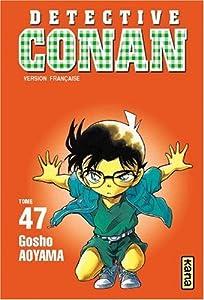 Détective Conan Edition simple Tome 47