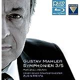 Mahler: Symphonies Nos. 3 & 5 [Zubin Mehta; Bavarian State Orchestra][FARAO: A108087] [DVD AUDIO]