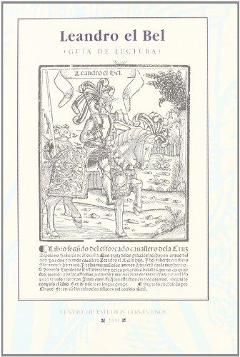 Leandro el Bel: Toledo, Miguel Ferrer, 1563