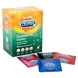 Durex Surprise Me Préservatifs variété–Lot de 40