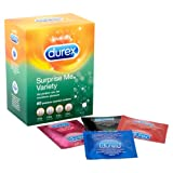 Durex Surprise Me Vielzahl Kondome–40Stück