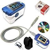 Best Pulse Oximeters - Contec CMS 50D+ OLED USB Finger Pulse Oximeter Review