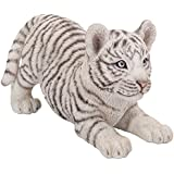 Vivid Arts Real Life Blanc Tigre CUB Taille D