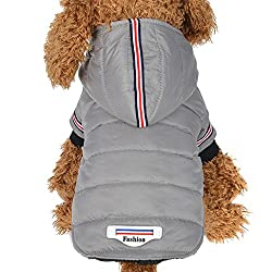 Fashion Cute Little Pet Dog Clothing ! sunnymi® Lovely Puppy Clothes Autumn Winter Warm Clothing Sweater Costume Jacket Coat Apparel for Walking Jogging XS S M L XL