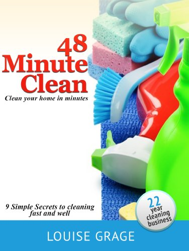 48-minute-clean-get-it-done-fast-english-edition
