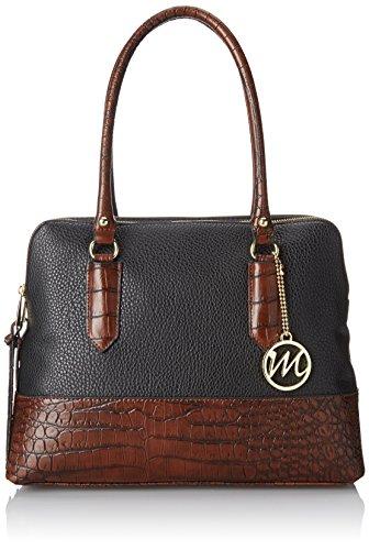 emilie-m-linda-compartment-satchel-donna-nero