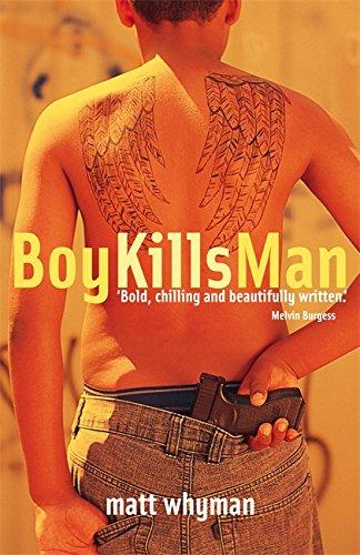 Boy kills man